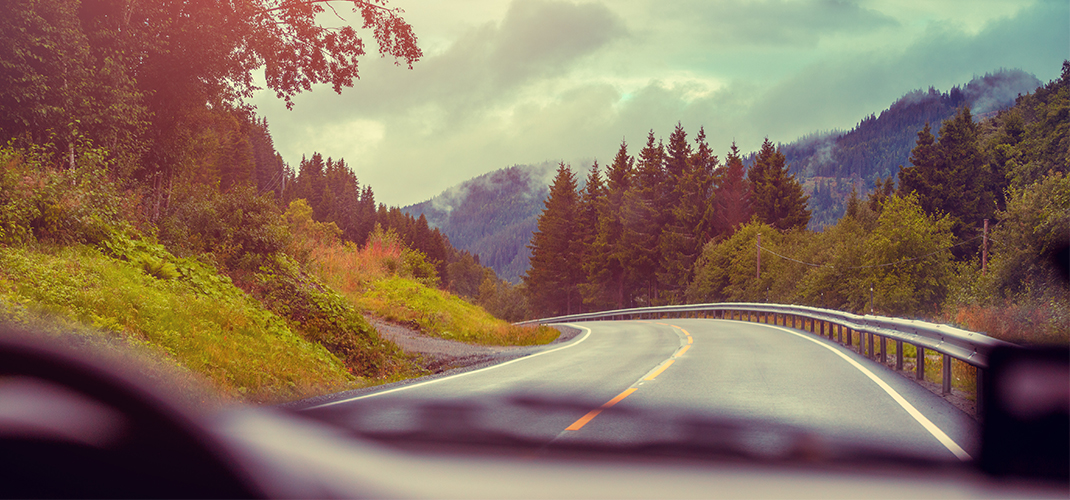 Plan a Spontaneous Road Trip